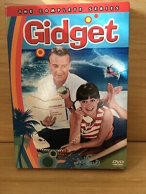 Gidget: The COMPLETE Series DVD TV 60's COMEDY Sally Field 4-DISCS