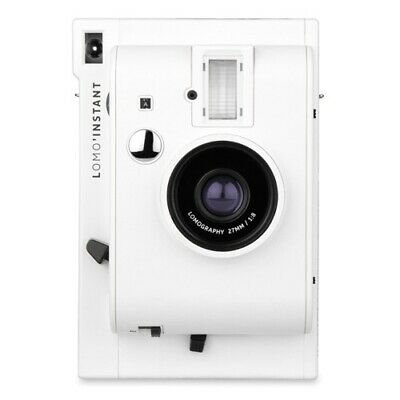 Lomography Instant Mini Camera - White (AUST STK)
