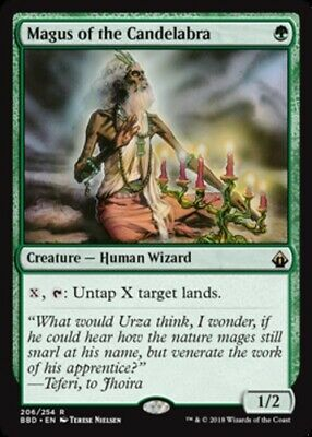English x1 Magus of the Moon MTG Iconic Masters R M//NM