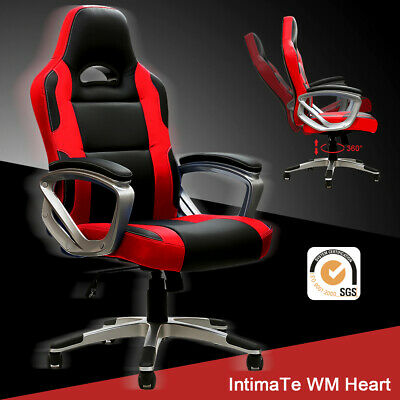 Phenomenal Racing Gaming Office Chair Computer Desk Chair Executive Squirreltailoven Fun Painted Chair Ideas Images Squirreltailovenorg