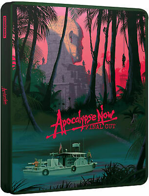 Apocalypse Now (4K UHD + Blu-ray Steelbook) ATMOS - 6 DISC EDITION - NEW - PRE