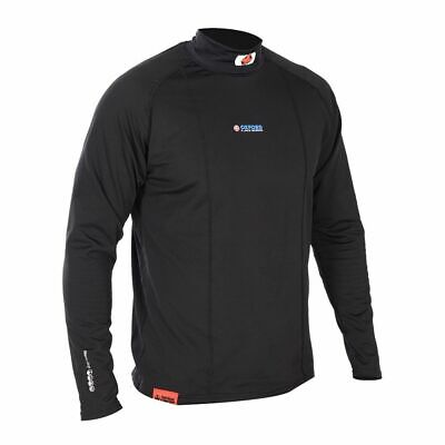 Oxford Motorcycle Motorbike Scooter Thermal Top -Warm Dry Long Sleeve Base Layer