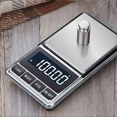 Electronic Pocket Mini Digital Gold Jewelry Weighing Scale Weight 200g 500g