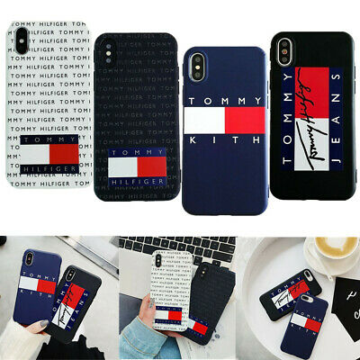 sale retailer 74235 c0e34 TOMMY HILFIGER FASHION Art Design TH Phone case for all iPhone ...