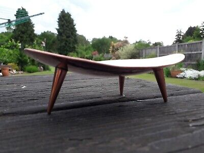 Vintage Arts & Crafts Hammered Copper  Pin Dish