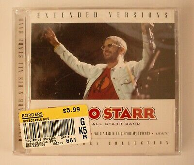 RINGO STARR & HIS ALL STARR BAND - Encore Collection - NEW SEALED