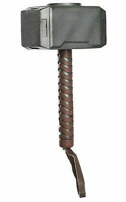 Thor Hammer Marvel Avengers Superhero Film Costume Accessory Prop Weapon