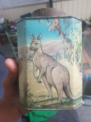 Mint BUSHELLS Tin