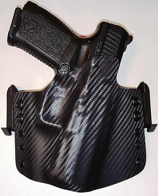 CANIK TP9SF-ELITE - Kydex (OWB) - Over the Waistband - Holster - w