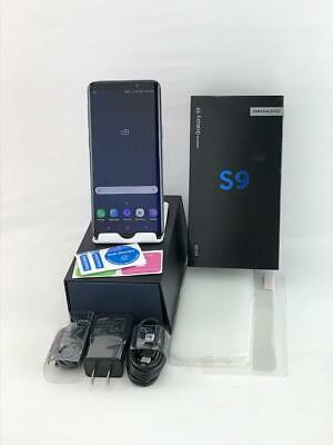Samsung Galaxy S9 SM-G960U 64GB Coral Blue! GSM Unlocked Device!