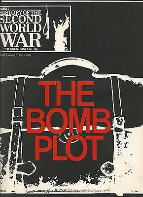 Purnells History of the 2nd World War Issue 68 The Bomb Plot VGC