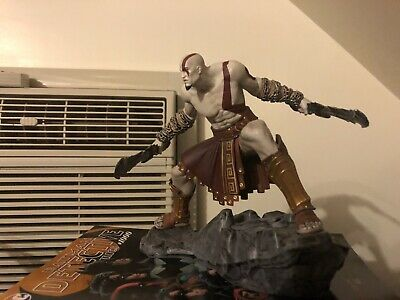 God Of War Ascension Kratos Collectors Sony Statue