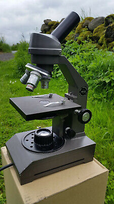 Swift Instruments Microscope SERIES 2240 MADE IN TOKYO JAPAN No eyepiece