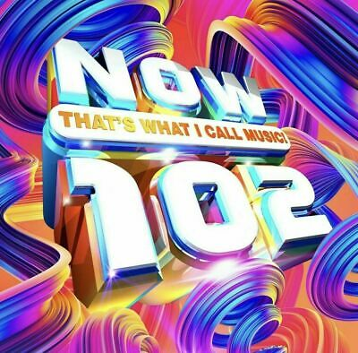 Now That's What I Call Music 102 (2Cd 2019) New/Sealed...fast Post