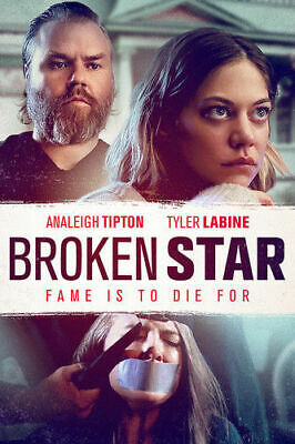 Broken Star DVD Region 1 2018 Thriller