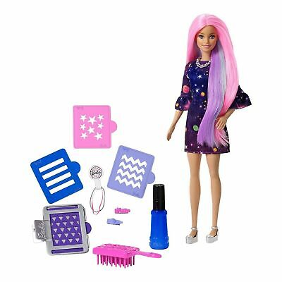 """Compatible with Barbie Hair Styles Icon 11.5"""" Defa Lucy Fashion Doll Playset"""