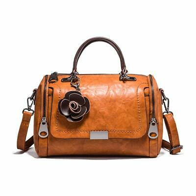 dbae40ef454c SUE HUSTON BAG Purse, Leather, Orange NWT - $26.00 | PicClick