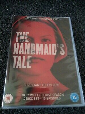 The Handmaids Tale - The Complete First Season - New & Sealed DVD