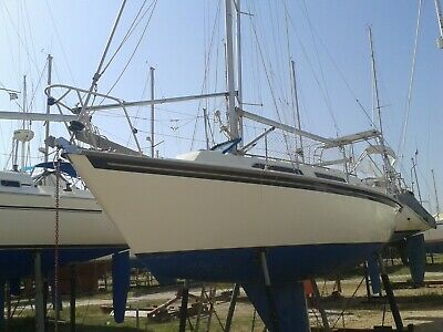 westerly merlin 28ft sailing yacht located Preveza, Greece