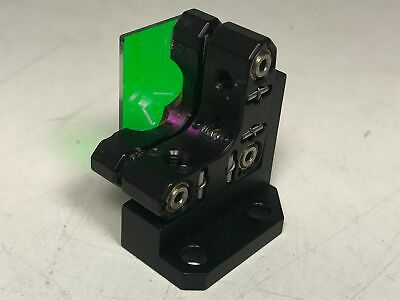 Thorlabs KS05 Precision Kinematic Optic Mount w/ Red/Green Laser Dichro Combiner