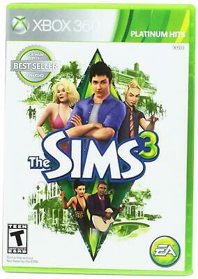 The Sims 3 (Microsoft Xbox 360) Brand New - Region Free