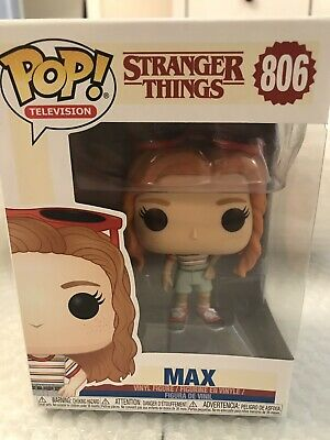 Funko Pop TV Stranger Things Max Mall Outfit #806