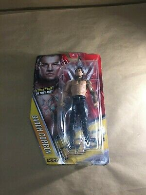 WWE BARON CORBIN NXT SERIES 63 BASIC SUPERSTAR ACTION MATTEL WRESTLING FIGURE