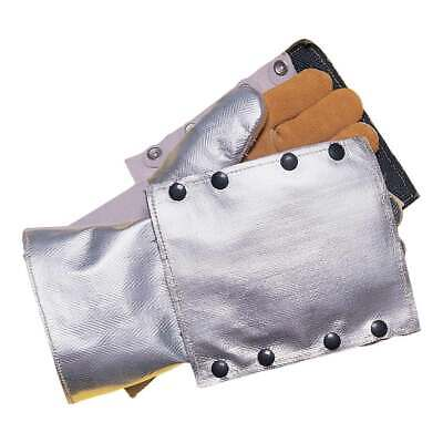 Tillman 820BHPL Aluminized Rayon/Cowhide Welding Gloves, Left Hand Only, Large