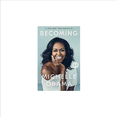 Becoming by Michelle Obama (2018, eBooks)