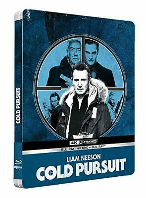 Cold Pursuit (4K UHD + Blu-ray Steelbook) NEW / SEALED - PRE-ORDER