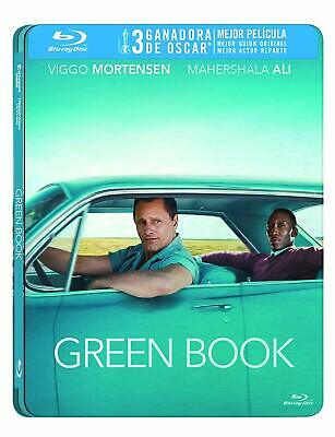 Green Book (Blu-ray Steelbook) BRAND NEW