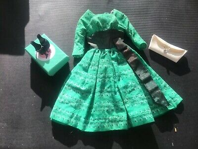 Vintage 1960's Barbie Doll outfit, Swingin Easy, Nice little dress!