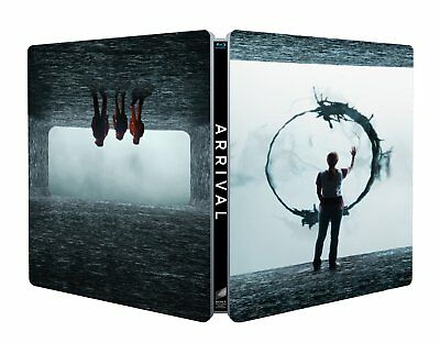 Arrival (Blu-ray Steelbook) NEW / SEALED