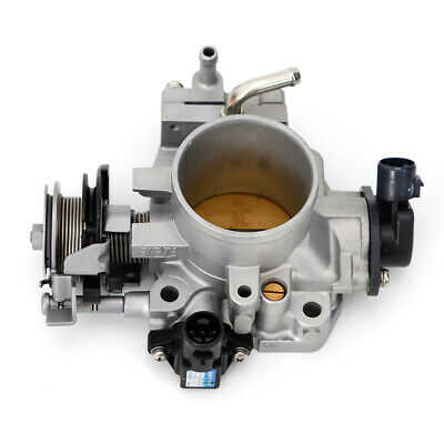 98 02 HONDA Accord Ex 2 3L 4Cyl A/T Engine Throttle Body Valve