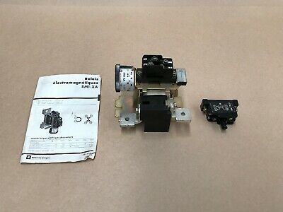 TELEMECANIQUE RM1-XA In160 A OVERLOAD PROTECTION RELAY