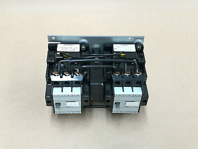 Siemens 3Tb44 Double 2 Pole Contactor 3Tb44 17-0A And 3Td44 10-0C