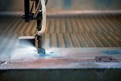 Waterjet Cutting Service, Stainless Steel, Free Delivery