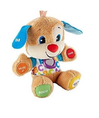 Fisher Price Perrito Laugh & Learn Smart Stages Peluche Playset con Sonido