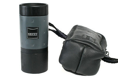 Zeiss West Germany  4 x 12 BT* T* Monocular + Case + Strap, very nice Condition