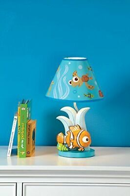 Finding Nemo Lamp and Shade by Disney Baby