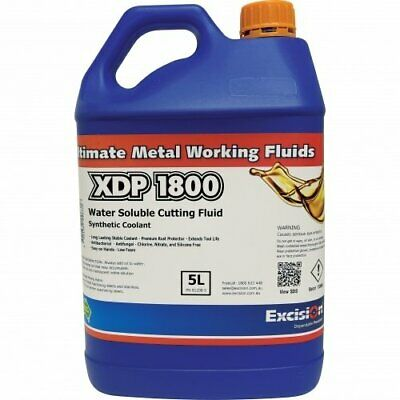 XDP1800 Soluble Metal Cutting Fluid - 5 Litre