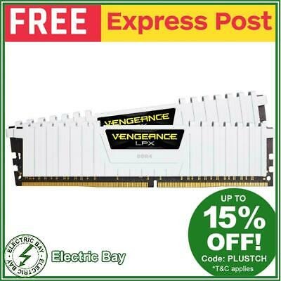Corsair Vengeance LPX 16GB 2X8GB DDR4 3200MHz C16 Gaming Desktop Memory RAM Kit