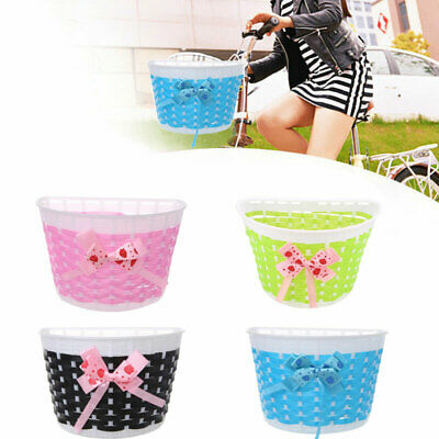 Girls Bicycle Basket Flower/Shopping/Child/Childrens/Kids Bike/Cycle Lightweight