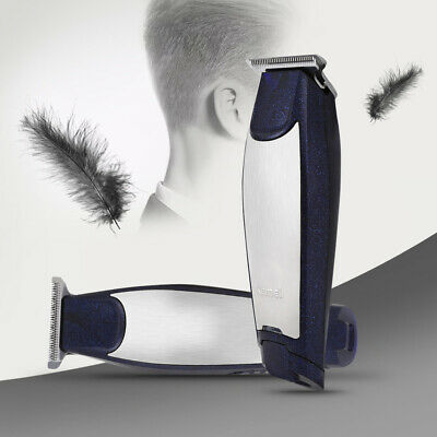 Electric Hair Clipper Rechargeable Haircut Barber Scissors Trimmer Hair Shaver