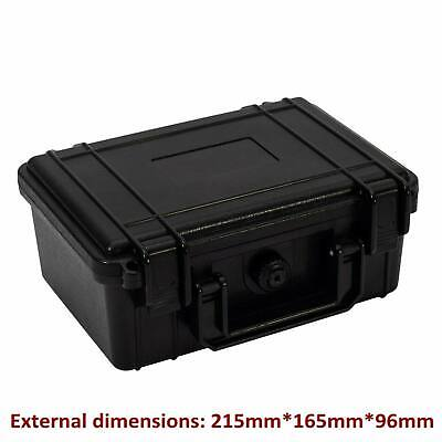 Protective Equipment Hard Carry Case Plastic Box Camera Travel Protect New