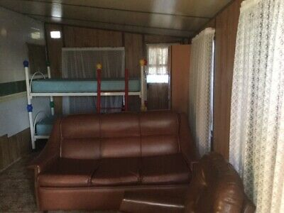 Onsite Caravan and Annexe for removal