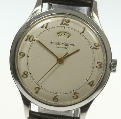 JAEGER LE COULTRE vintage Powermatic Automatic cal.481 Men's Watch_426626
