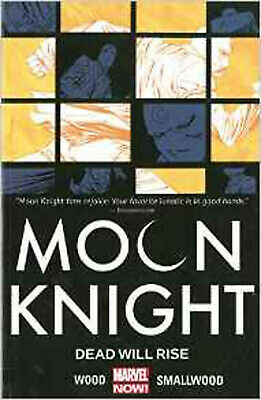 Moon Knight, Vol. 2: Dead Will Rise, Brian Wood, Excellent Book