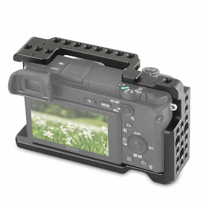 SmallRig SONY alpha a6000 a6300 Form Fitted Cage Rig With Cold Shoe Mount 1661
