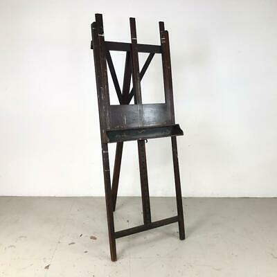 Vintage Late 19Th Century Reeves Easel #2684